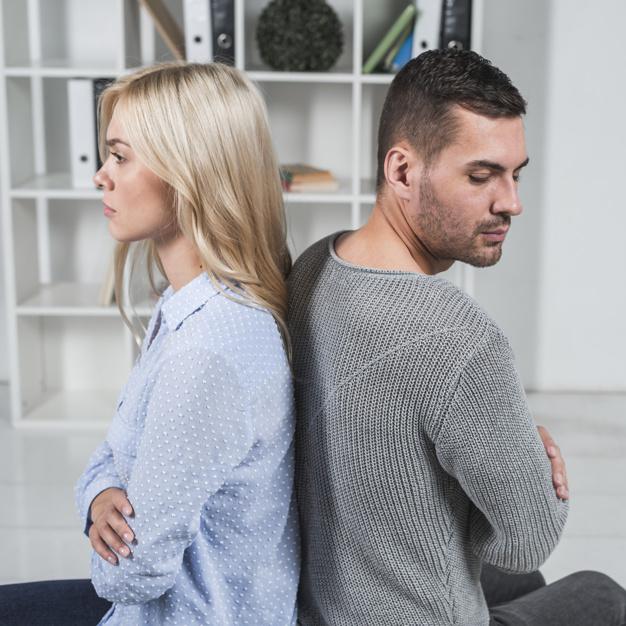 Los problemas matrimoniales más frecuentes